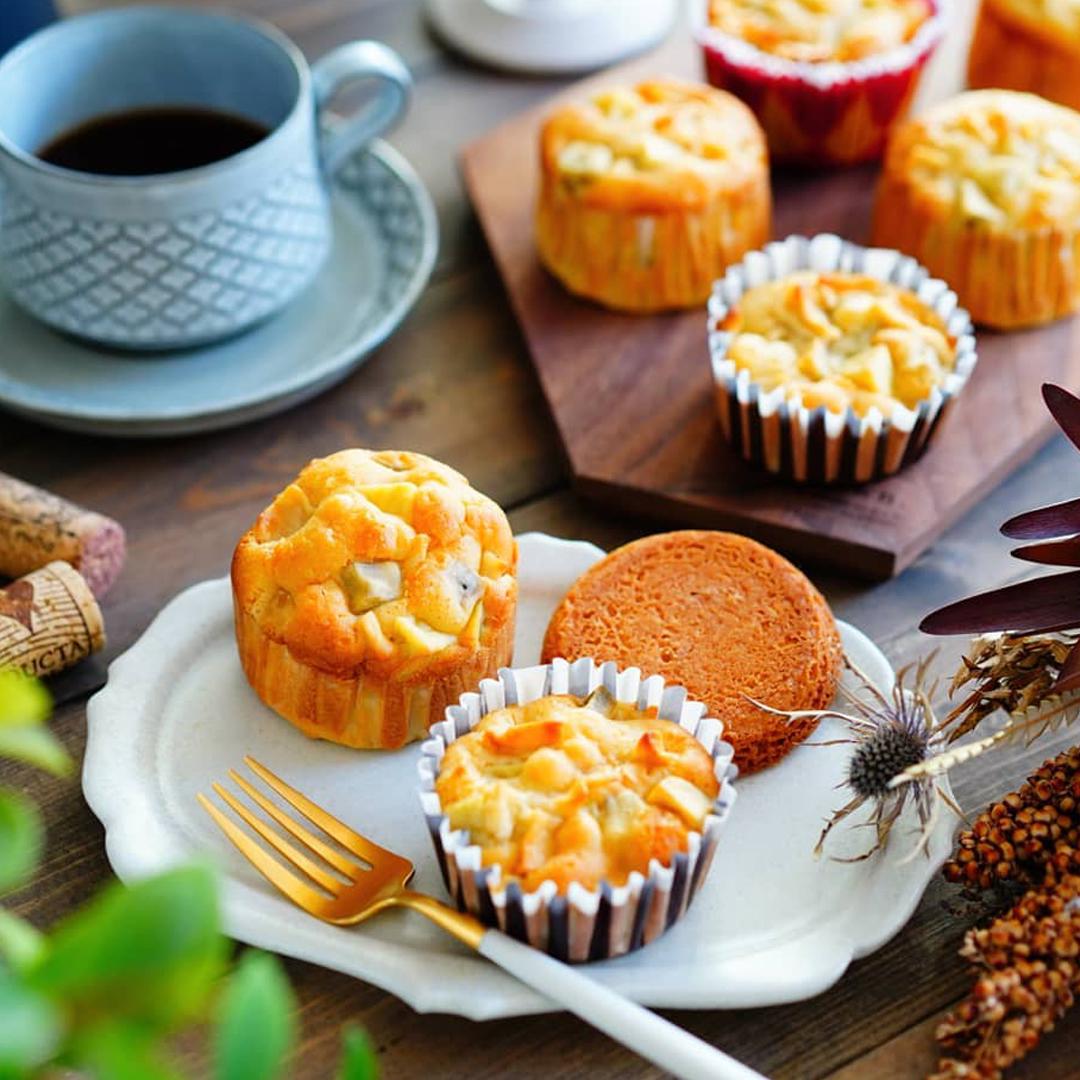 カップ ホット ケーキ ミックス ケーキ
